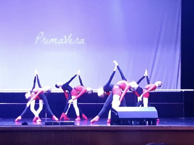 В Запорожье выступили юные балерины (Видео)