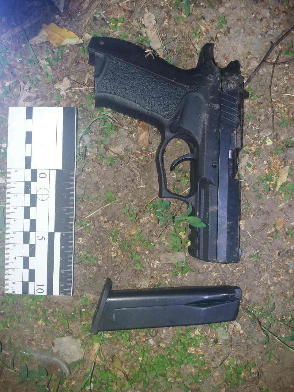 В Запорожье мужчина пытался застрелить парня (Фото)