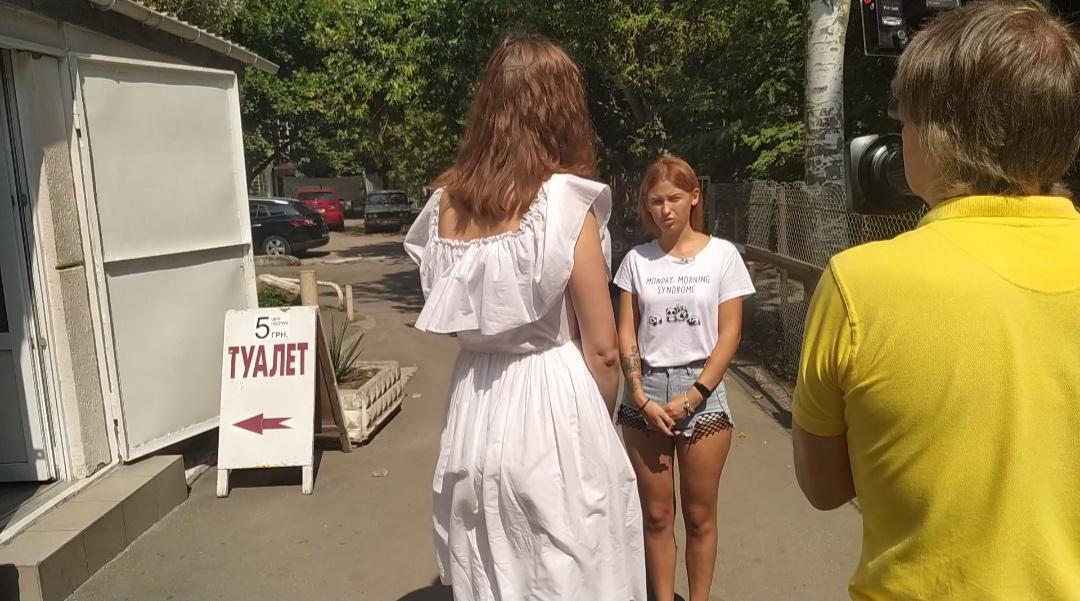 На запорожском курорте прошла проверка одного из местных кафе (Фото)