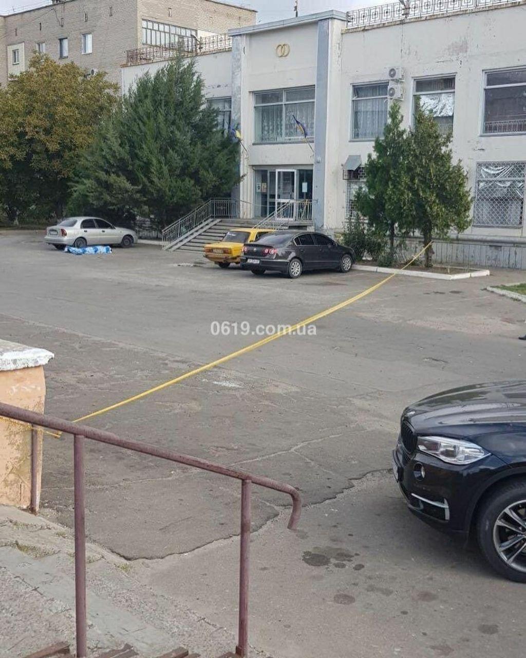 В Запорожской области убит заместитель Акимовской ОТГ. Появилась ориентировка на убийцу (Фото)
