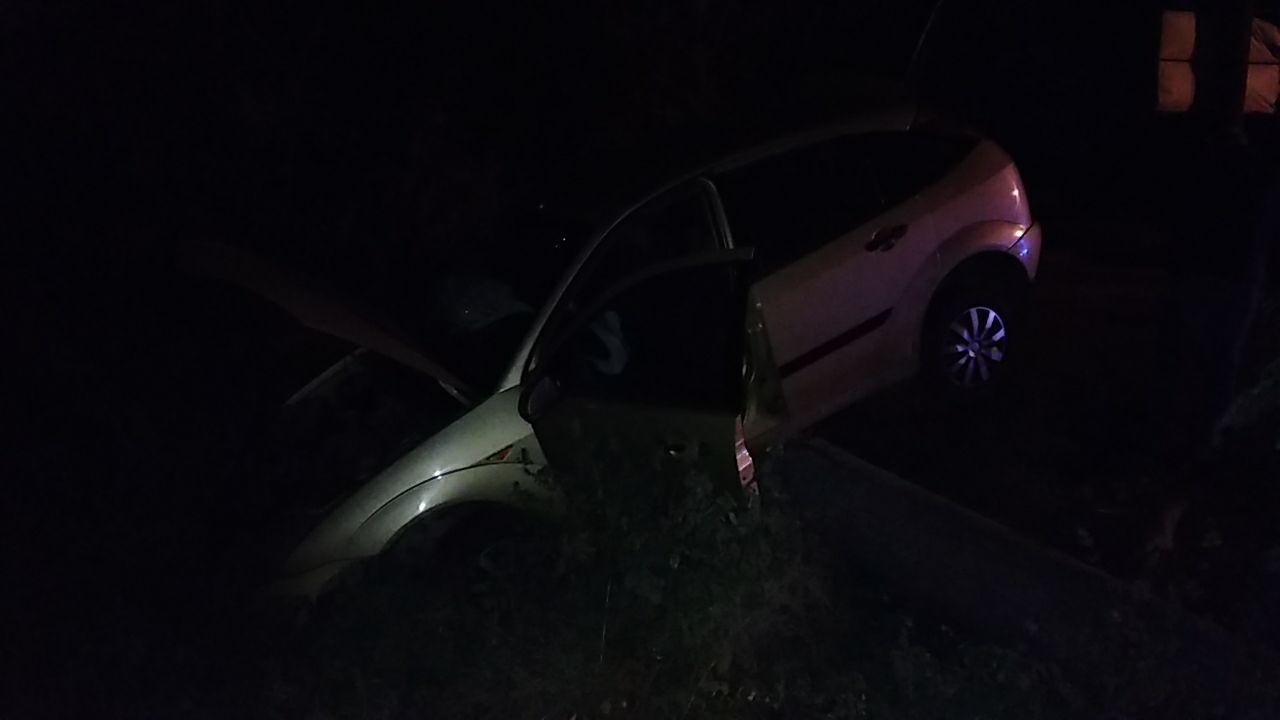 В спальном районе Запорожья произошло ДТП, есть пострадавшие (Фото)