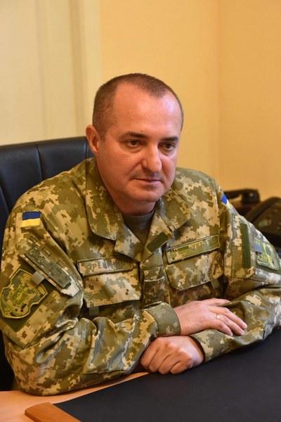 Запорожский военком стал объектом атаки «чёрных пиарщиков»