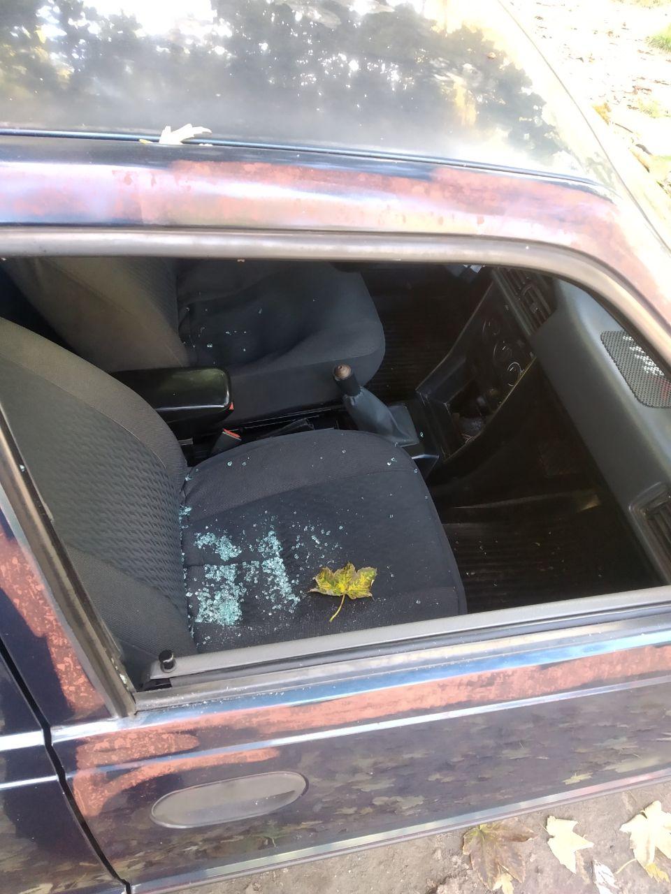 В Запорожье произошла серия грабежей (Фото)