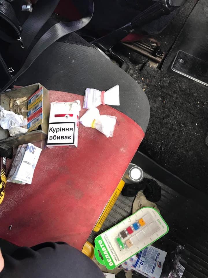 В Запорожье продолжается работа по очистке города от наркотрафика (Фото)