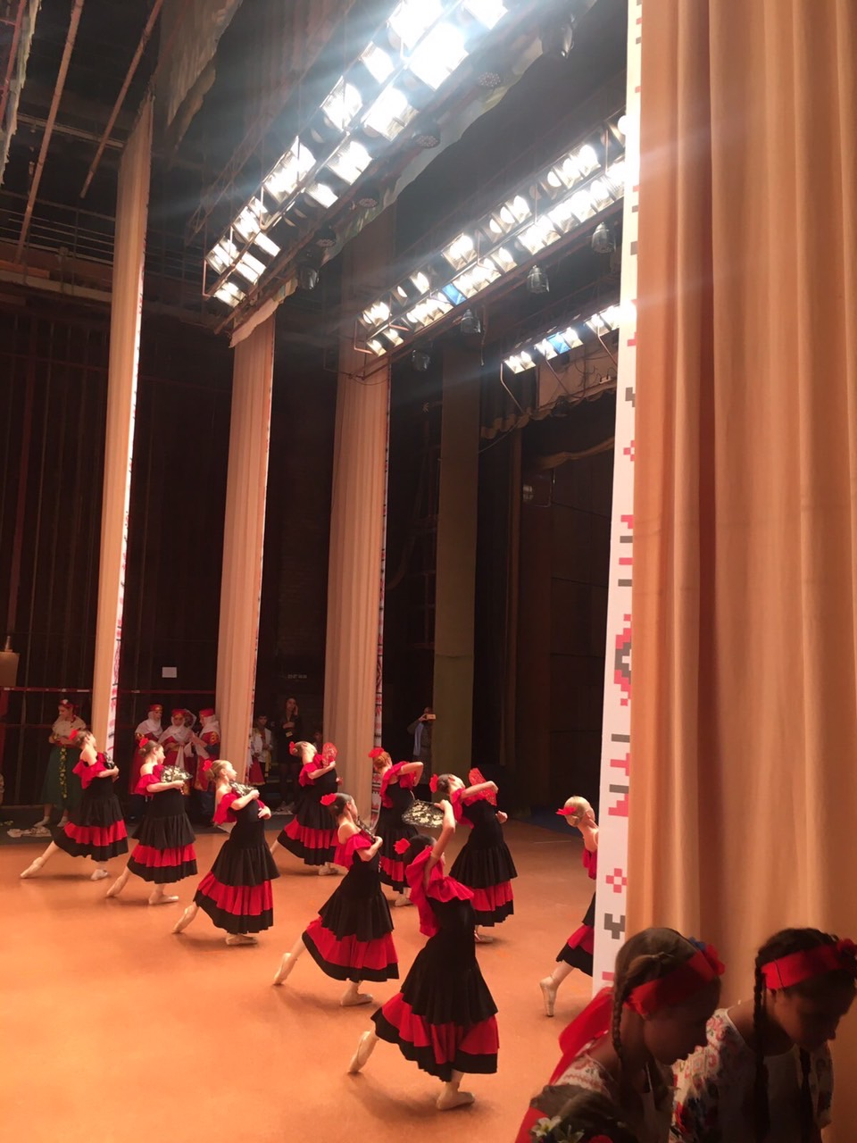 В Запорожье прошел всеукраинский фестиваль хореографии (Фото)