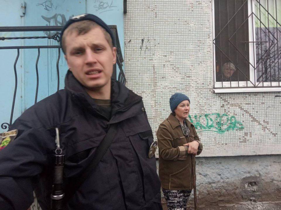В Запорожье жительницы одного из домов заживо замуровали котят