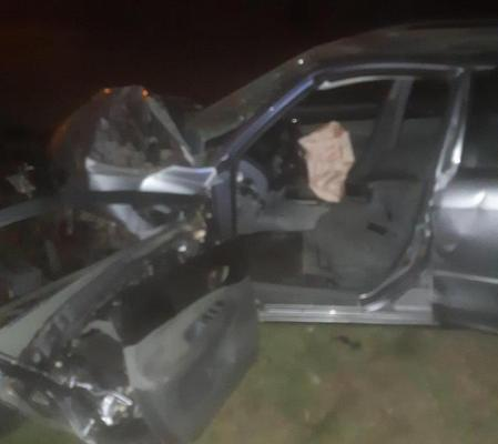 В спальном районе Запорожья легковушки не поделили дорогу: есть пострадавшие