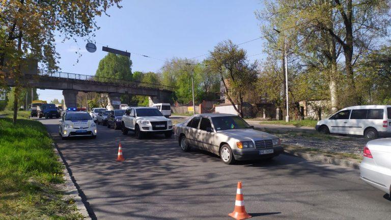 В Запорожье столкнулись легковушки: есть пострадавшие