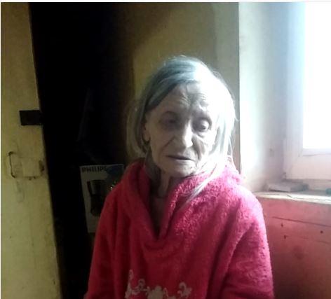В Запорожье пропала старушка, страдающая расстройством памяти