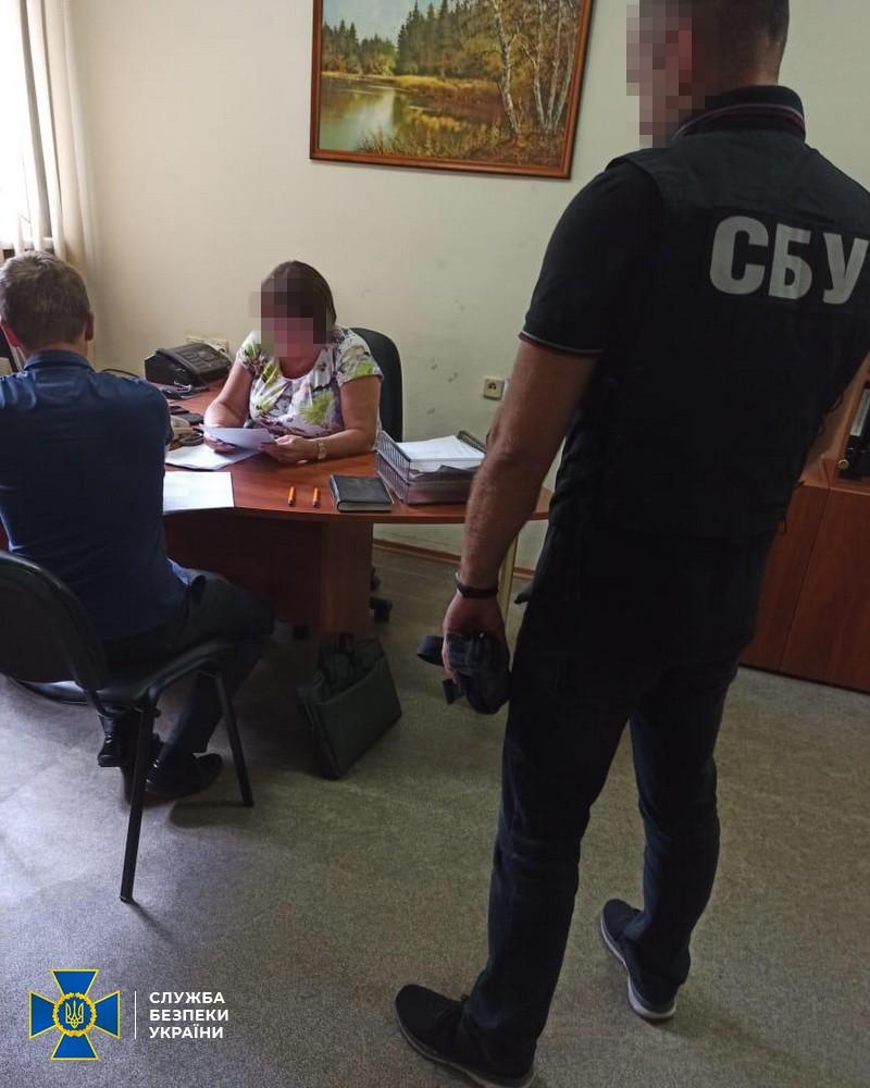 Сотрудники СБУ выкрыли многомиллионную махинацию связанную с некорректной оценкой запорожской земли