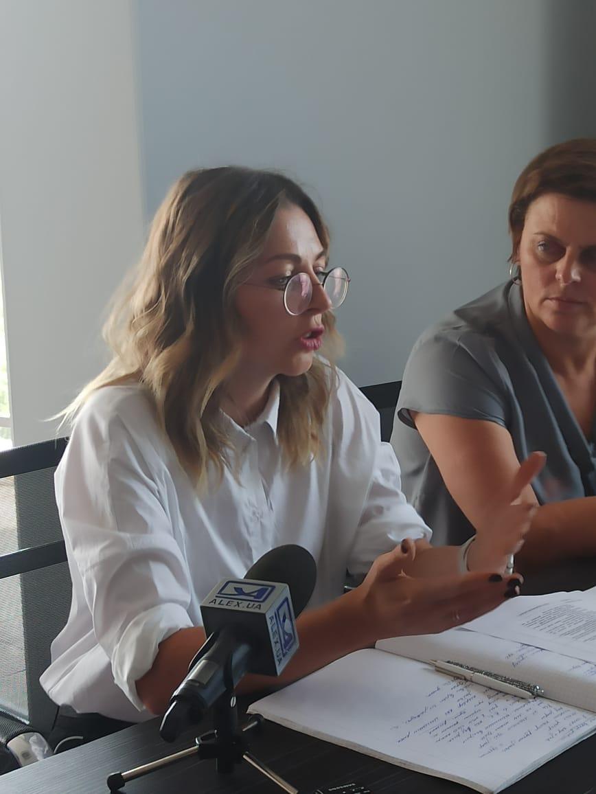Эксперты команды «ЗА МАЙБУТНЄ» работают над программой развития области