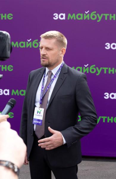 Партия «ЗА МАЙБУТНЄ» проводит честный праймериз на нового мэра Запорожья